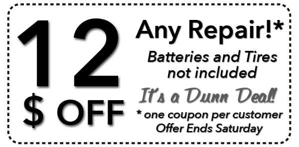 Car Repair Coupons